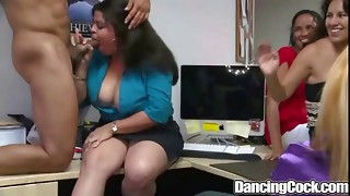 big dick, cfnm, cock, office, orgy, reality, striptease