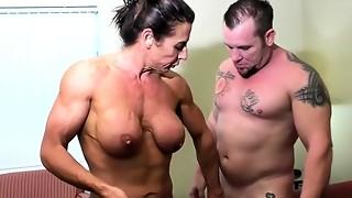 babe, big tits, blowjob, brunette, cock, fetish, fuck, hardcore, mature, muscle, nude