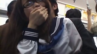 asian, babe, groped, hardcore, public, school, schoolgirl, shy, tied