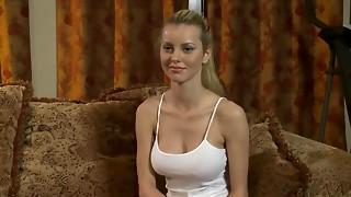 anal, blonde, blowjob, double penetration, fuck, gagging, gangbang, hardcore, slapping, slut