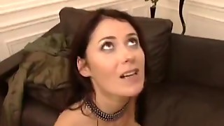 babe, big tits, cunnilingus, french, gorgeous, hardcore, humping, licking, stockings