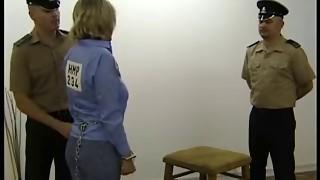hardcore, prison, sauna, spanking