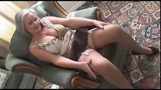 fuck, granny, handjob, hardcore, milf, mom, nylon, rough sex, striptease
