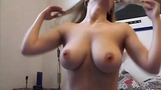 amateur, babe, big tits, blonde, friend, girlfriend, hardcore, homemade, masturbation, pov