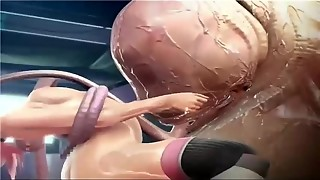 3d, anime, bizarre, cartoon, hardcore, hentai, music, pink, sauna