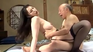 asian, creampie, stepdaughter, femdom, fuck, grandpa, hardcore, joi, mature, step fantasy