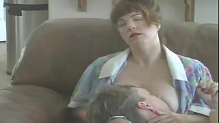 big tits, blowjob, milf, milk, mom, taboo